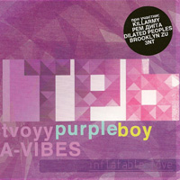 Tvoyy Purple Boy - Inflatable Love